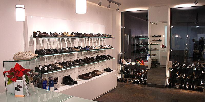 Unser Ladenlokal in der Silberherzstraße
